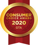 Consumer Choice Award 2020 GTA